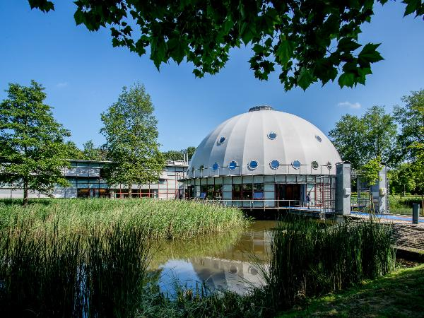 Deze afbeelding van Planetarium Meeting Center Amsterdam gevestigd in de plaats Amsterdam in de provincie Noord-Holland is de profielfoto van de vergaderlocatie.